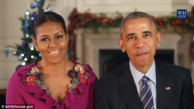 Most Fascinating People of 2016 – President Barack & Michelle Obama